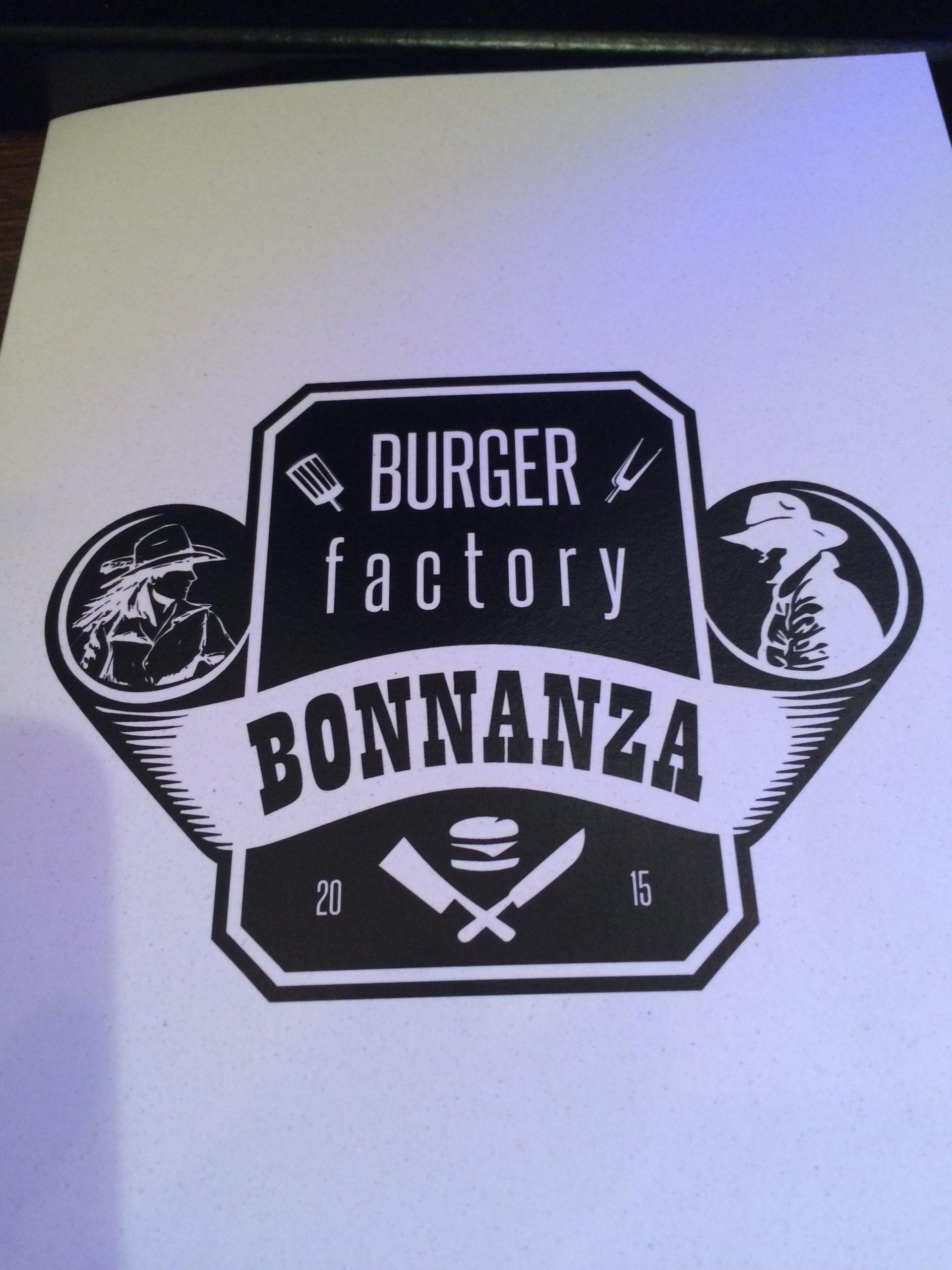 Bonnanza Burger Factory